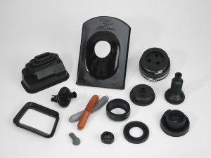 Examples of rubber bladder pneumatic, flex connectors rubber, rubber bulb seal, rubber shaft seals, rubber pipe connectors, industrial rubber products and rubber feet.